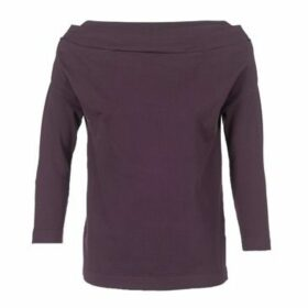 Sisley  DRAMAKE  women's Sweater in Purple