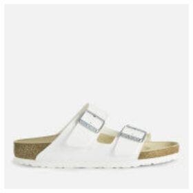 Birkenstock Women's Arizona Slim Fit Double Strap Sandals - White