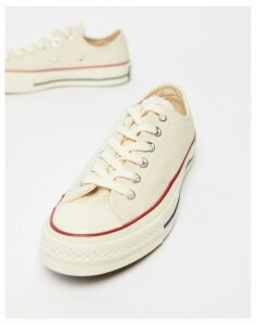 Converse Chuck '70 Ox Trainers In Cream
