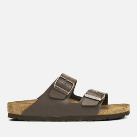 Birkenstock Women's Arizona Slim Fit Double Strap Sandals - Dark Brown - EU 37/UK 4.5