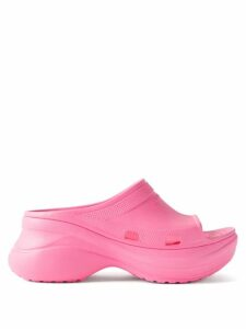 Dolce & Gabbana - Sicily Medium Dauphine Leather Bag - Womens - Light Pink
