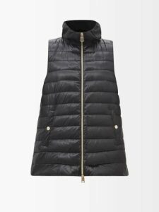 Lisa Marie Fernandez - Puff Sleeved Linen Blouse - Womens - Yellow Multi