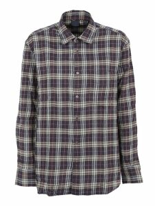 Aspesi Checkered Shirt