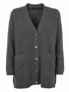 Aspesi Patch Pocket Cardigan