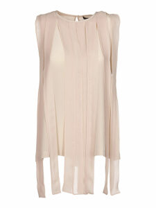 Max Mara Pianoforte Max Mara Pianoforte Pleated Top