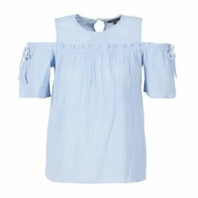 Vero Moda  VMSKY  women's Blouse in Blue