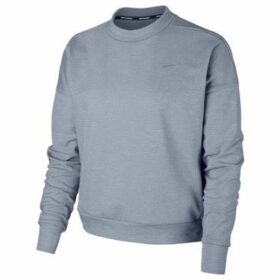 Nike  Therma Sphere  Running Top  women's Sweatshirt in Grey