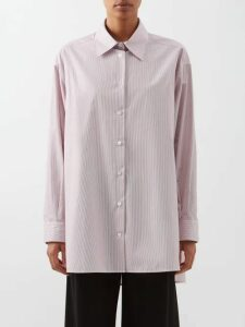 Colville - Hooded Cotton Cropped Parka - Womens - Black