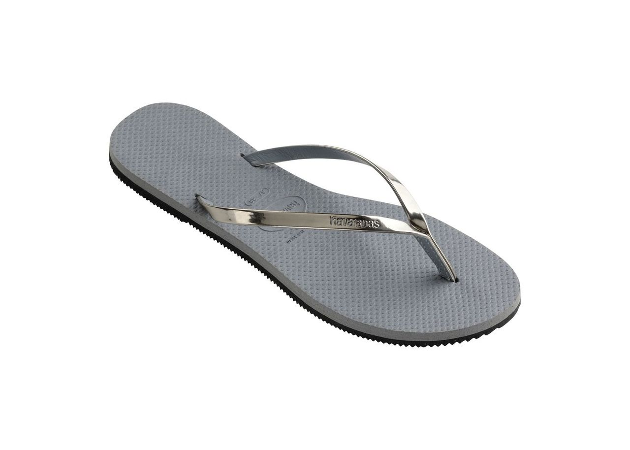 Havaianas You Metallic Flip Flop, Grey