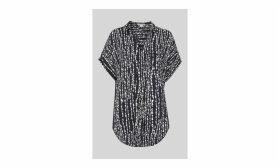 Savannah Print Lea Shirt