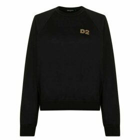 DSquared2 Cool Fit Logo Sweatshirt