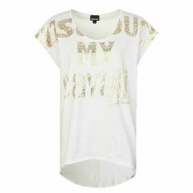 Just Cavalli Jersey T Shirt