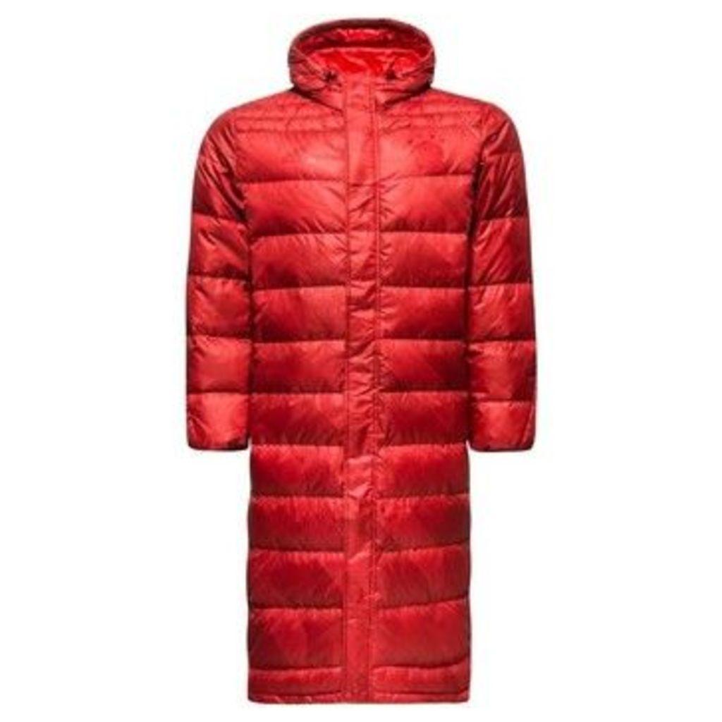 adidas  2017-2018 Bayern Munich SSP Down Jacket  women's Jacket in Red