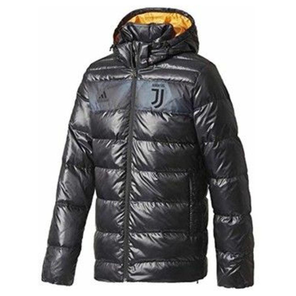 adidas  2017-2018 Juventus Down Jacket  women's Jacket in Black