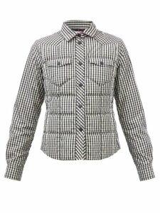 The Row - Losaline Silk Crepe De Chine Blouse - Womens - Yellow