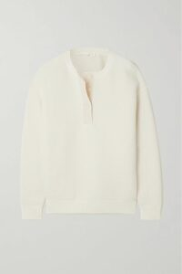 Valentino - Valentino Garavani The Rockstud Leather Sandals - Black