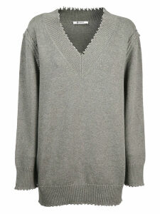 Alexander Wang Distressed Sweater