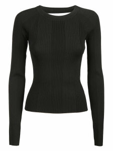Alexander Wang Cut-out Top