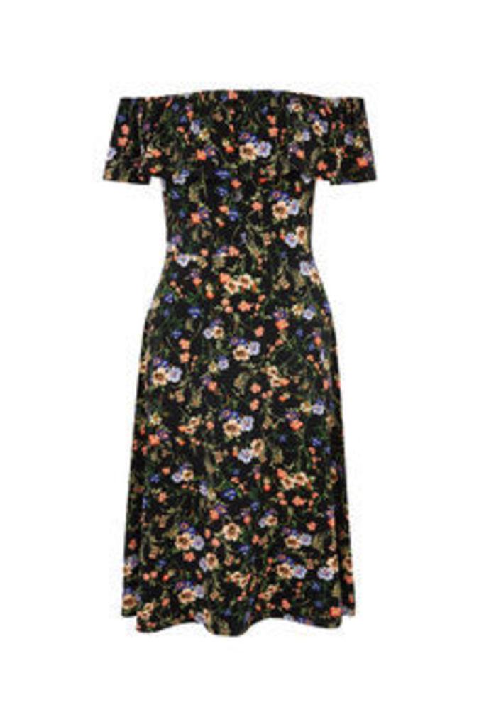 PRAIRIE BARDOT DRESS