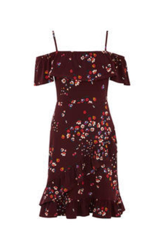DITSY RUFFLE DRESS
