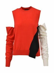 Calvin Klein Cut-out Jumper