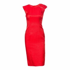 Nissa - Bodycon Dress With Sparkling Detail