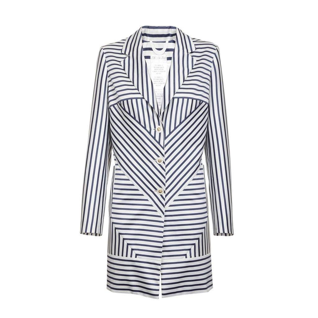 JIRI KALFAR - Jacket with Stripes