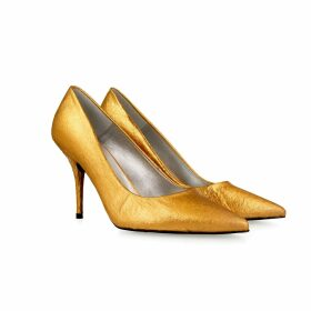 PAISIE - Jumper With Graphic Stripes In Black & White