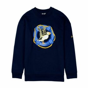 Gung Ho - Puffin Embroidered Sweatshirt