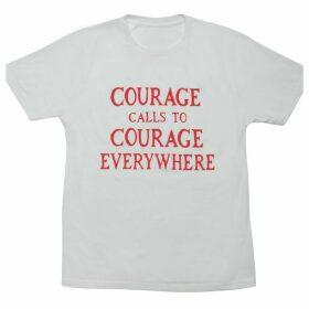 Plinth - Courage Calls T-Shirt Gillian Wearing