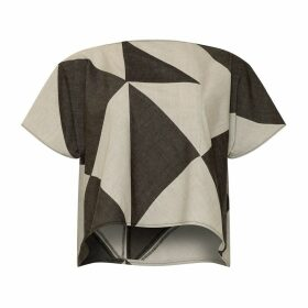 Bo Carter - Rhea Top Grey & Beige