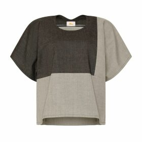 Bo Carter - Mars Top Grey & Beige