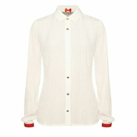 Menashion - Blouse No. 404 White