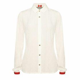 Menashion - Blouse No. 404 White