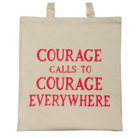 Plinth - Courage Calls Tote Bag Gillian Wearing 'Millicent Fawcett'