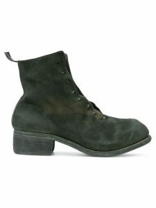 Guidi ankle boots - Green
