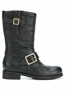 Jimmy Choo Biker boots - Black