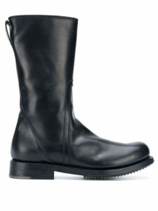 Rick Owens mid-calf boots - Black