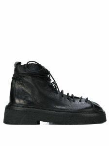 Marsèll chunky sole boots - Black