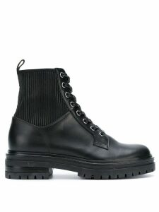 Gianvito Rossi Martis boots - Black