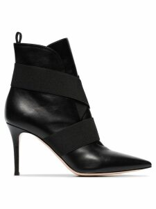 Gianvito Rossi Pilar 85mm ankle boots - Black