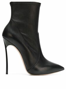 Casadei Blade ankle boots - Black