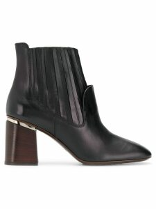Tod's elasticated panel boots - Black