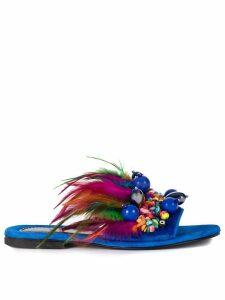 Elina Linardaki Phuket sneakers - Blue