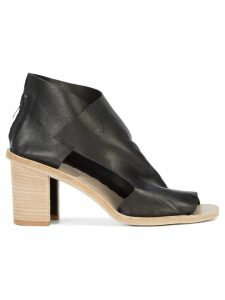 Officine Creative boot style sandals - Black