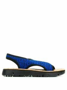 Camper Origa slip-on sandals - Blue