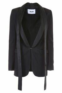MSGM Tuxedo Jacket