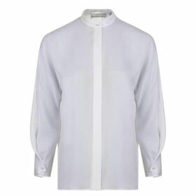 Vince Envelope Sleeve Popover Shirt