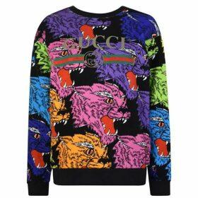 Gucci Panther Sweatshirt