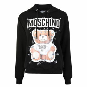 Moschino Teddy Hooded Sweatshirt